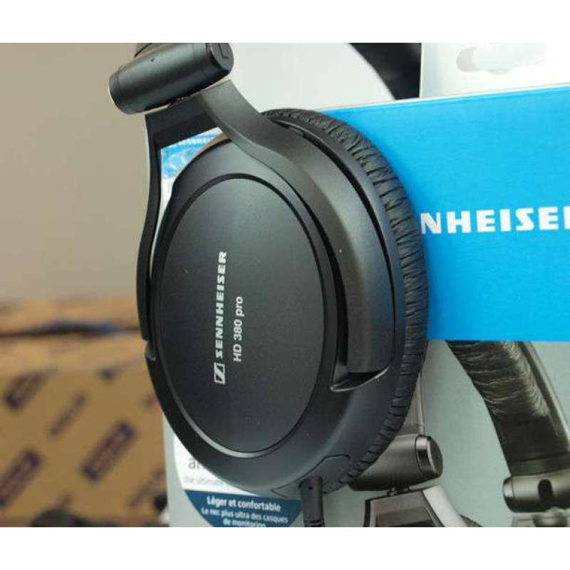 森海塞尔耳机hd 380 pro