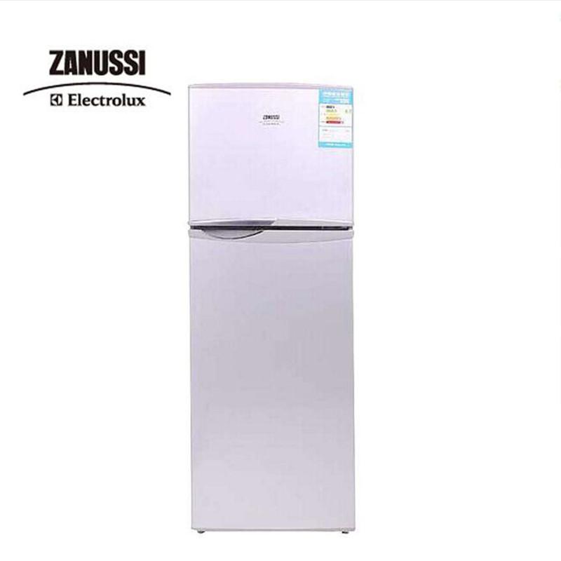 扎努西·伊莱克斯(ZANUSSI) ZBM1380HPA 138L 双门冰箱(银色)
