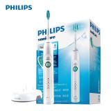 飛利浦(Philips) 充電式聲波震動牙刷電動牙刷HX6730