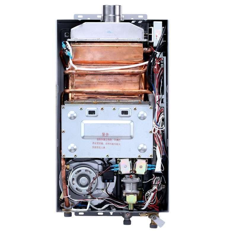 万和(vanward)燃气热水器 jsq24-12p2 天然气热水器 12l/min图片