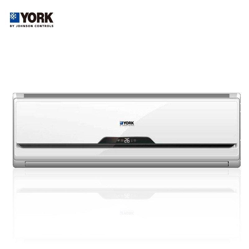 YORK空调YHJH-90A/V2GE 1匹家用 挂壁式冷暖变频节能空调