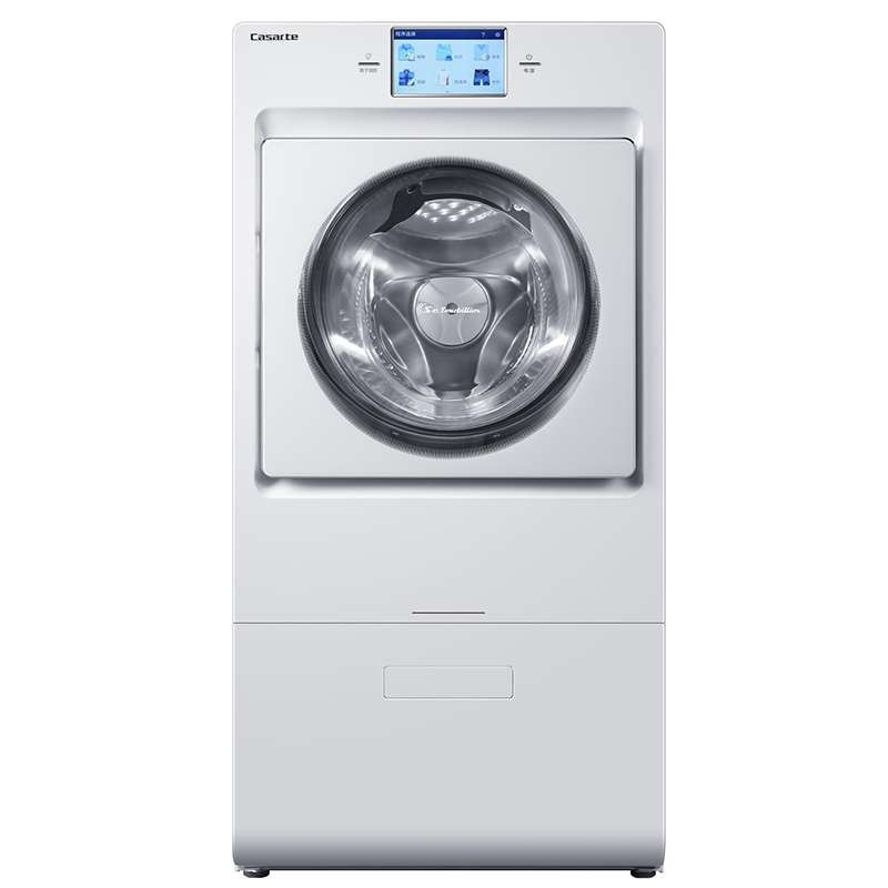 卡萨帝(CASARTE) XQGH100-HBF1427W 10公斤 洗干一体机