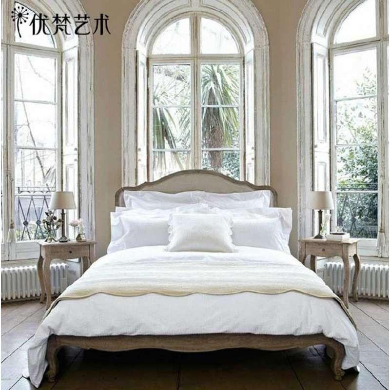 实木家具床 欧式床