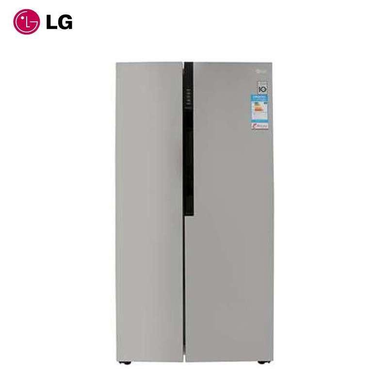 LG GR-B2378JSY 622升 对开门冰箱(钛空银)