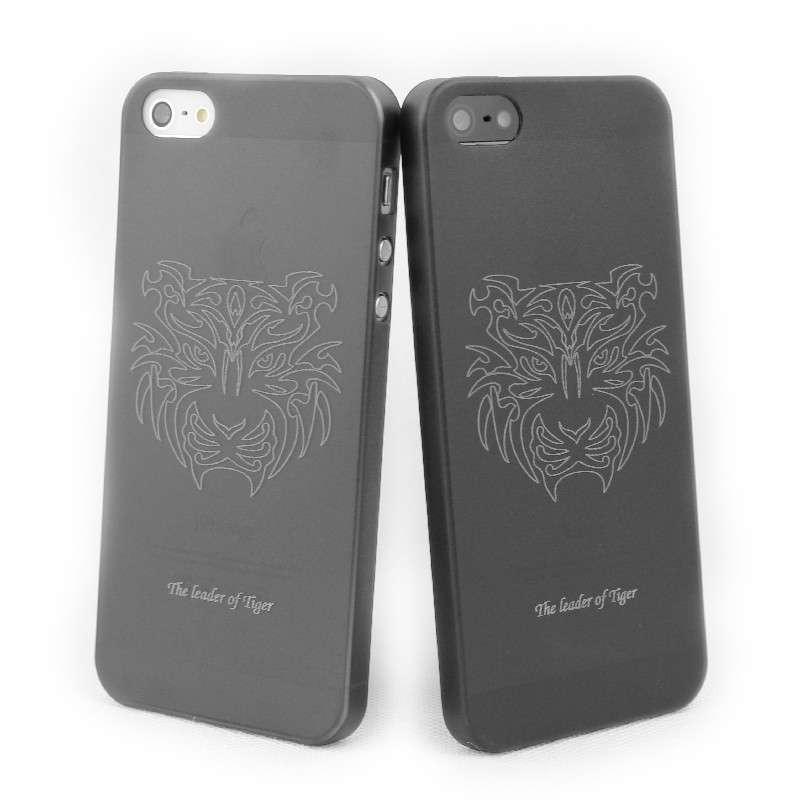 爱炫 苹果 iphone5 5s 刺青纹身手机壳 清水壳手机保护套 雕刻手机壳图片