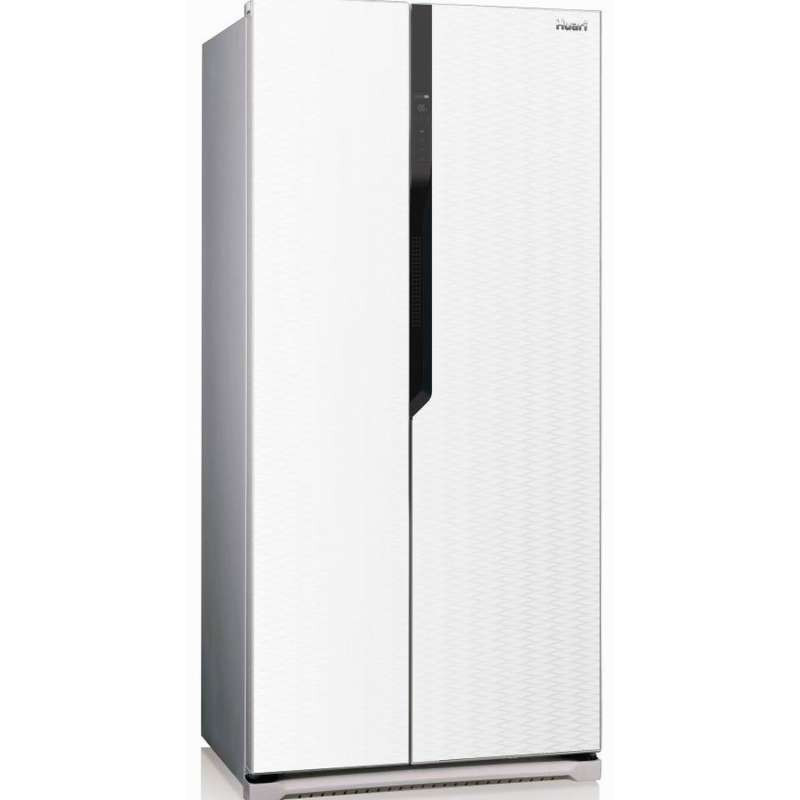 华日(HUARI) BCD-580WHEE 580升 对开门冰箱(银色)