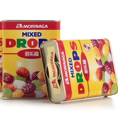 日本森永多乐福水果糖台湾出品 萤火虫之墓morinaga drops sugars