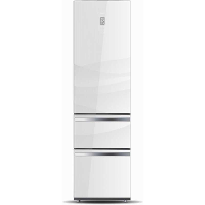 华日(HUARI) BCD-310WKEA 310升 三门冰箱(馨雅银)