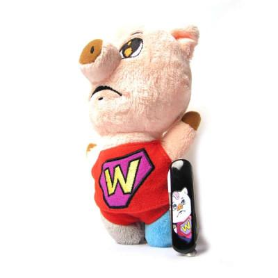 威戈wenger瑞士军刀卡通生肖猪8111699pi图片