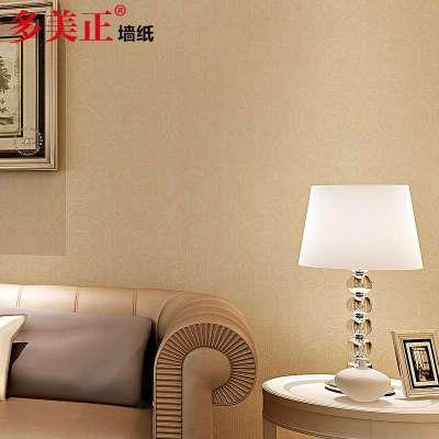 浮雕印花客厅墙纸