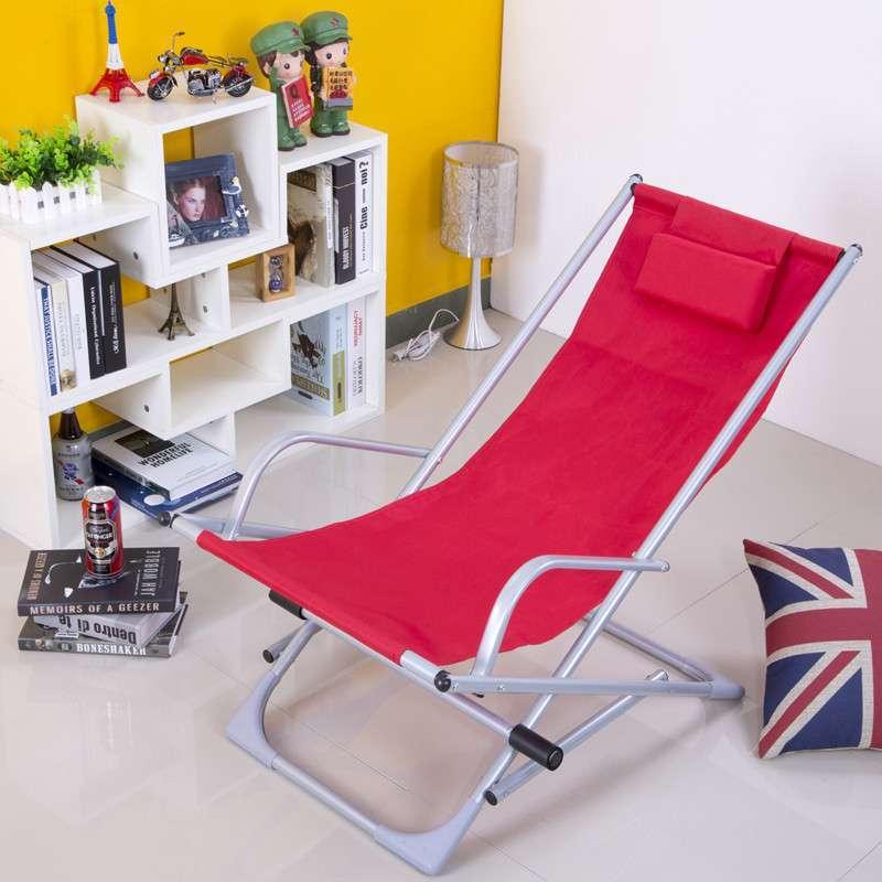 bx现代简约欧式摇摇椅躺椅逍遥椅阳台室内户外折叠午