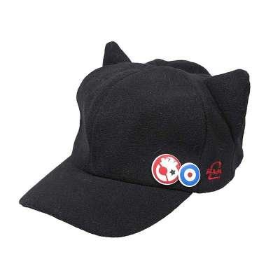 帽子 猫耳朵卡通女款棒球帽
