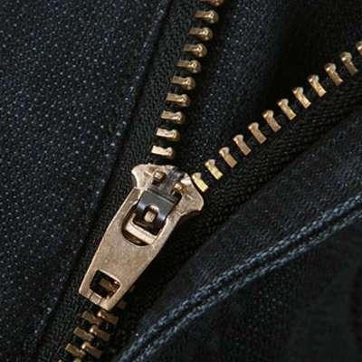 百分号2014春装新款韩版修身直筒男装 男士休闲裤男裤子 黑色 31(2尺4