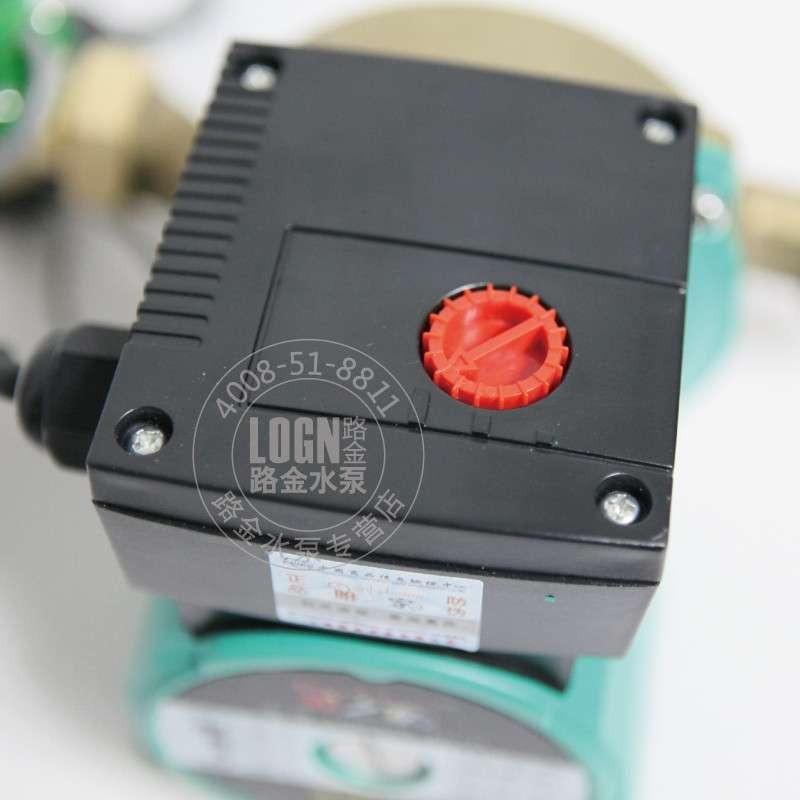热卖唯之家水泵305w家用自来水太阳能增压泵静音加压