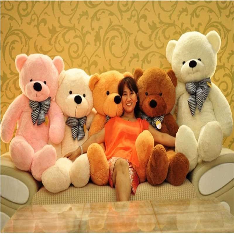 可爱抱抱熊超大生日礼物