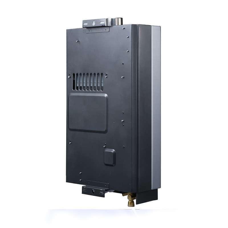 华帝百得热水器jsq20-12h1智能冷凝恒温强排燃气热水