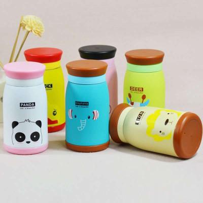 第二代韩版小动物创意大肚杯