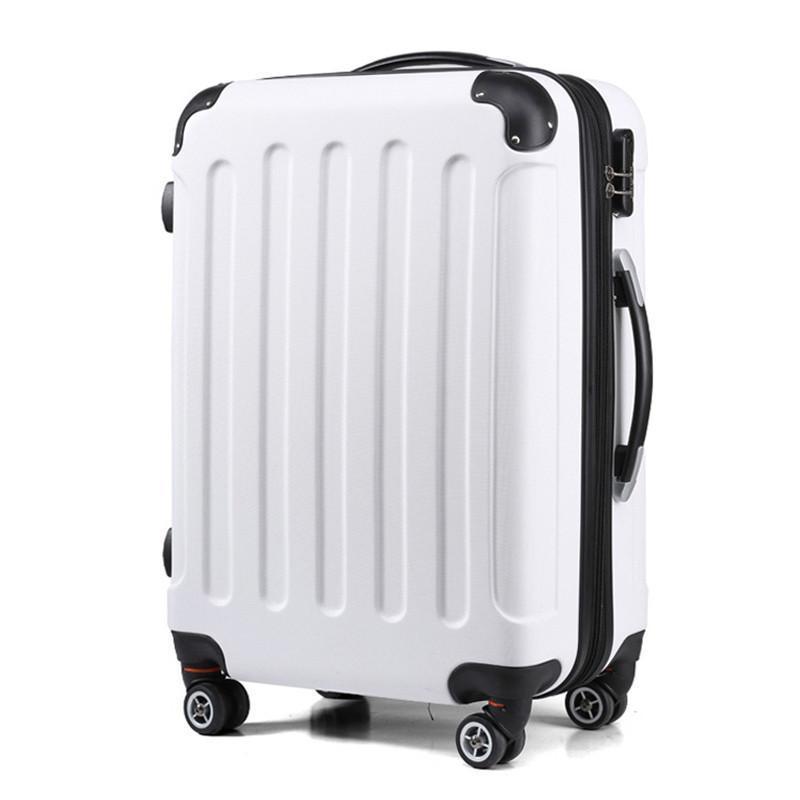 女pc行李箱密码登机箱带包