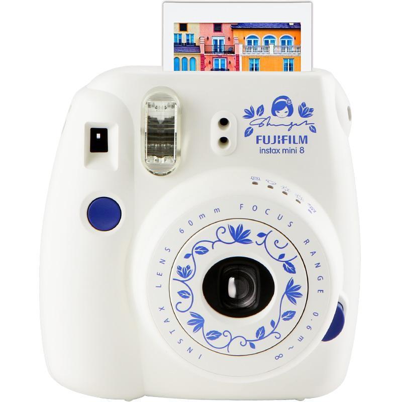FUJIFILM 富士 一次成像拍立得 mini8相机 199元包邮(16点开始)