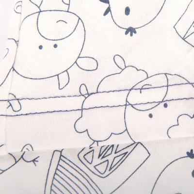 【康贝方】宝宝夏装 儿童套装 休闲男童t恤短裤 动物世界婴儿衣服夏天