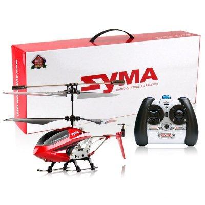 syma司马航模s107w耐摔遥控飞机模型可充电直升机