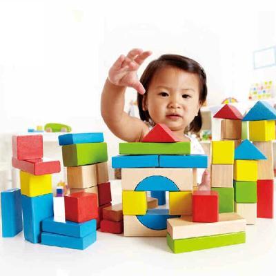 幼儿园积木迷宫