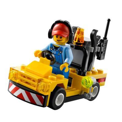 乐高特技飞机益智积木玩具60019