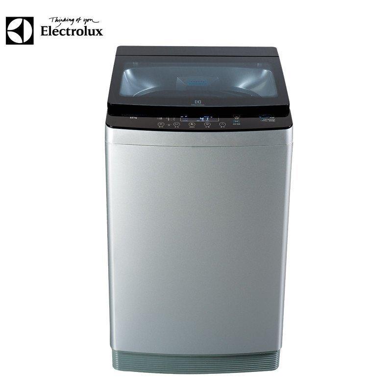 伊莱克斯/Electrolux EWT8022QS 8公斤智能变频全自动家用节能波轮洗衣机
