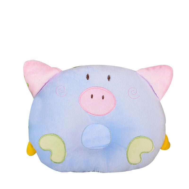 婴儿可爱小猪卡通造型枕