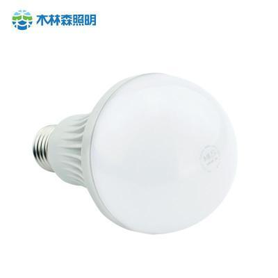 木林森超亮led灯泡 螺口光源室内灯具照明节能灯led球图片