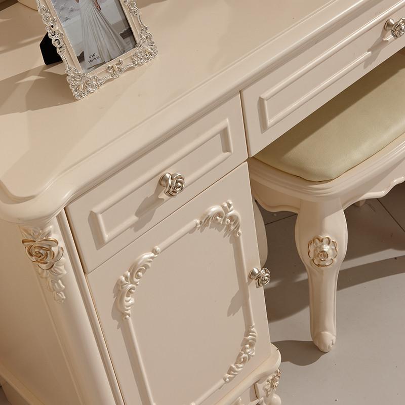 法式梳妆台凳 欧式馆