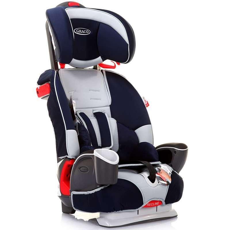 葛莱-鹦鹉螺系列汽车安全座椅(蓝色)儿童安全座椅 8j96spnn