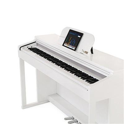 趣玩 壹枱the one智能钢琴-白色