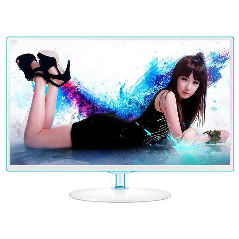 27寸显示器超ips屏幕台式窄边框电脑器