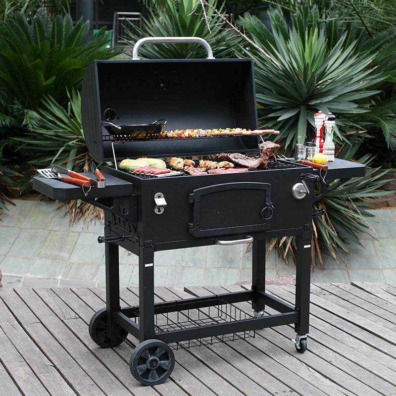 手工制作烧烤碳