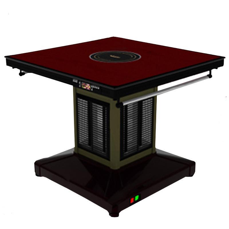 一均牌多功能取暖炉700*700 电暖桌 电暖器 烤火桌 暖脚箱 取暖茶几