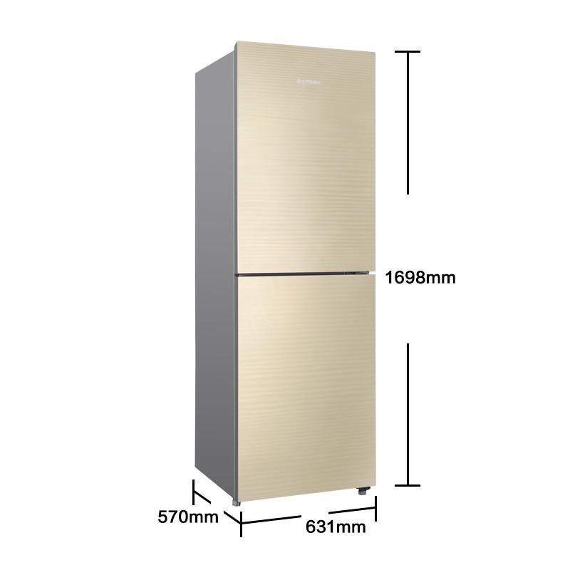 美菱冰箱bcd-256vby