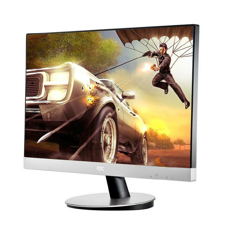 5寸显示器ips硬屏无边框led液晶显示器