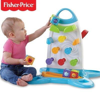 Fisher Price 费雪 BFH57 奇趣积木玩耍墙 328元(双重优惠后158元)