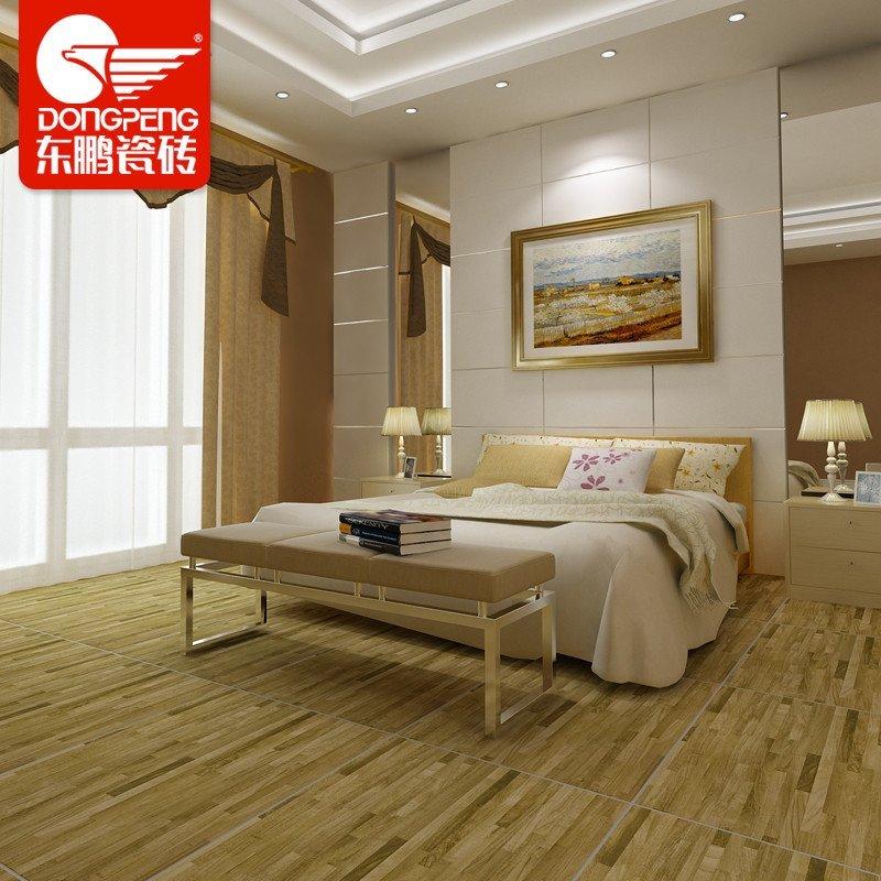 东鹏瓷砖 仿木纹地砖 900x600mm客厅卧室地板砖