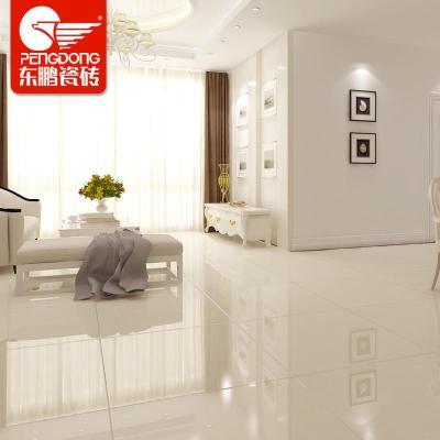 东鹏瓷砖 玻化砖 客厅地砖 地板砖 yg802071(米白色),800x800mm/片