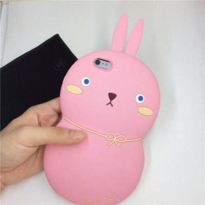pandaoo韩国葫芦兔子 iphone6 plus手机壳 苹果6 4.