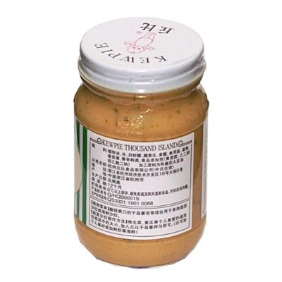 【丘比(kewpie)调味酱】丘比千岛酱200g【价格