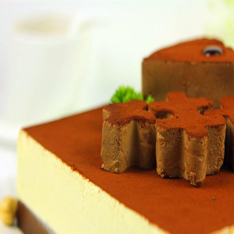 【粮仓上专营店糕点/点心】谷物多经典黑白巧克力蛋糕