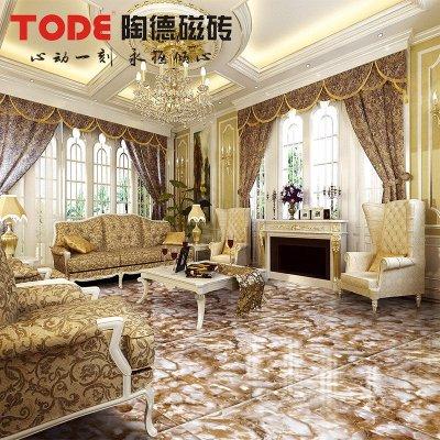 客厅卧室地砖瓷砖k金砖tkb5166a
