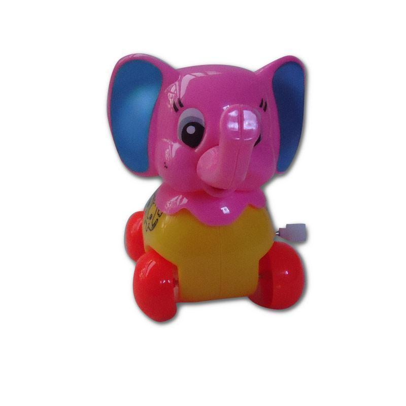 可爱大象发条宝宝上链玩具发条小玩具