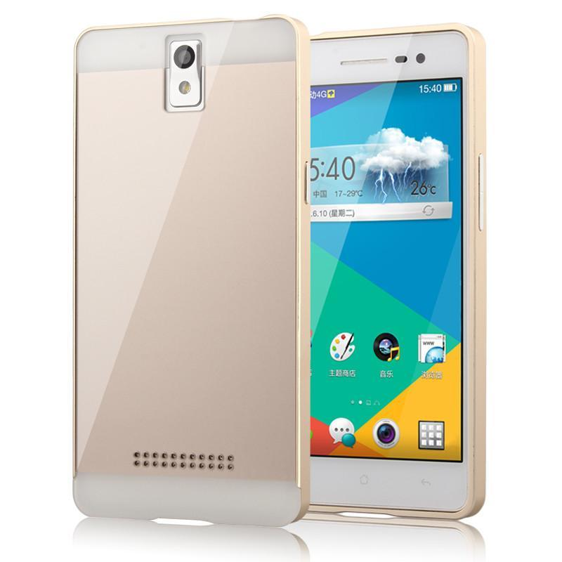 oppo r3金属边框后盖 方形保护壳 r7007手机边框 保护框 r7005金属
