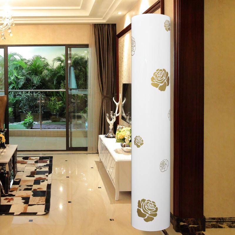 舒意途旋转鞋柜 高档烤漆超薄玄关 欧式现代简约非实木宜家家具 金色