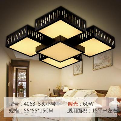 led客厅灯吸顶灯具大气现代简约长方形天空之城温馨