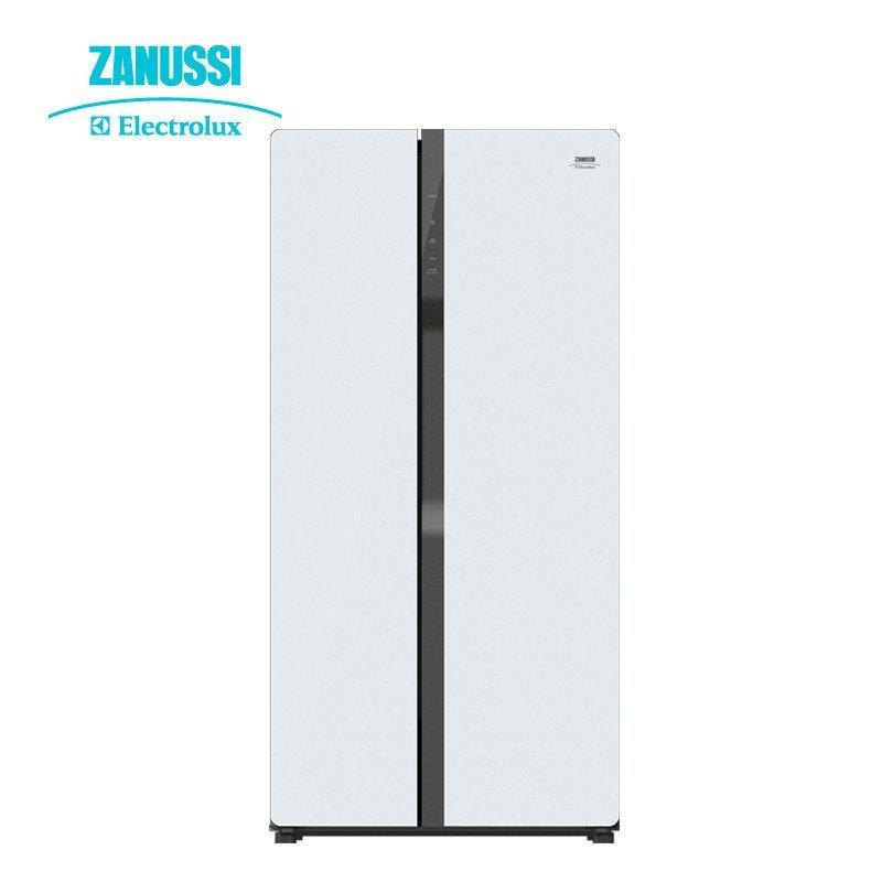 扎努西·伊莱克斯/ZANUSSI ZSE4392ZGA 439升电脑风冷节能对开门冰箱